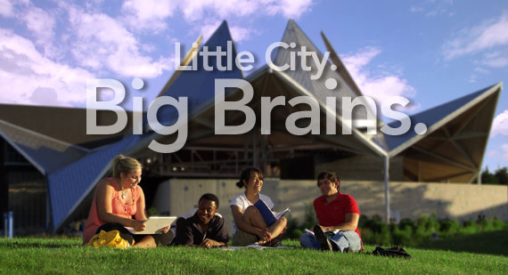 little city big brains